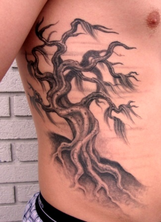 Weeping Willow Tree Tattoo Realistic Tattoos By Frankie